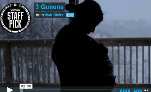 אמהות בשתי דקות (צילום: vimeo)