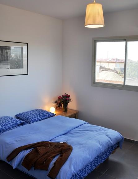 נעם מושב, חדר שינה גובה (צילום: נעם רוזנבלט אלדן)