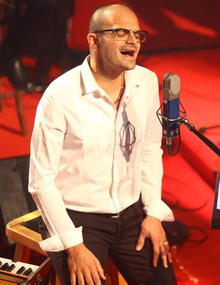 אברהם טל, פסטיבל הפסנתר  (צילום: ענבל צח)