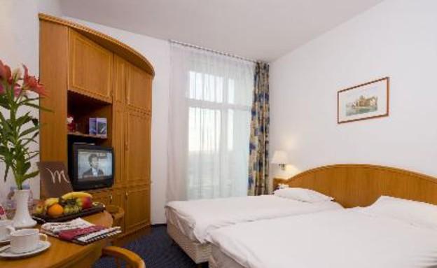 מרקיור בודפשט, מלונות מומלצים (צילום: asiarooms.com)