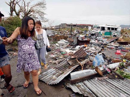 הרס רב בפיליפינים, ארכיון