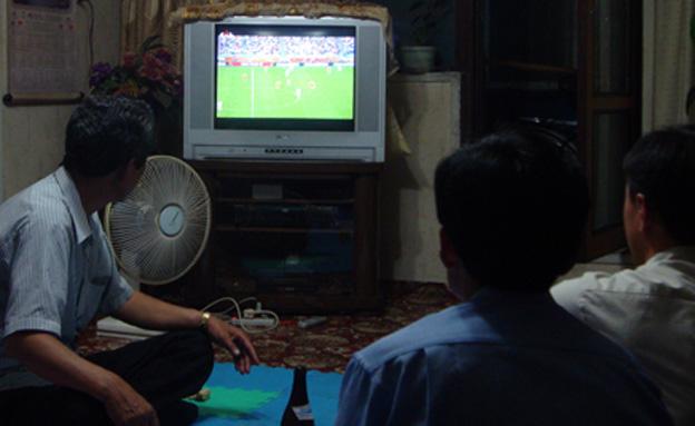 הומתו כי צפו בטלוויזיה. ארכיון (צילום: AP)