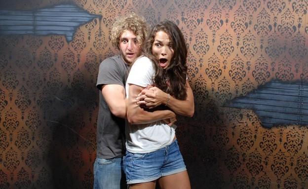 בית הסיוטים: ככה נראים אנשים מפוחדים (צילום: wired.com)