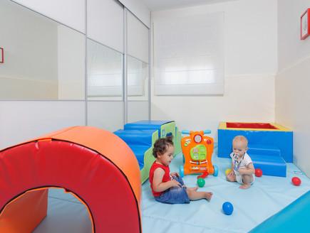 פנטהאוז חלי ישראלי, חדר משחקים ילדים