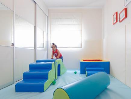 פנטהאוז חלי ישראלי, חדר משחקים כללי