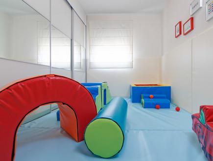 פנטהאוז חלי ישראלי, חדר משחקים