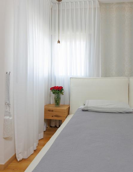 פנטהאוז חלי ישראלי, חדר שינה מיטה גובה