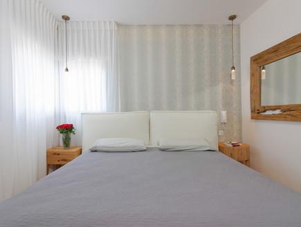 פנטהאוז חלי ישראלי, חדר שינה מיטה