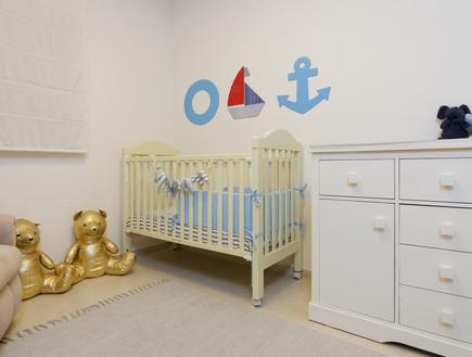 פנטהאוז חלי ישראלי, חדר תינוק