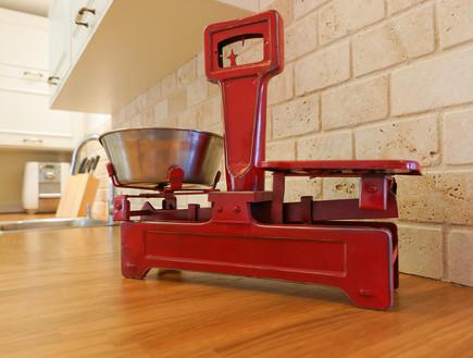 פנטהאוז חלי ישראלי, מטבח משקל
