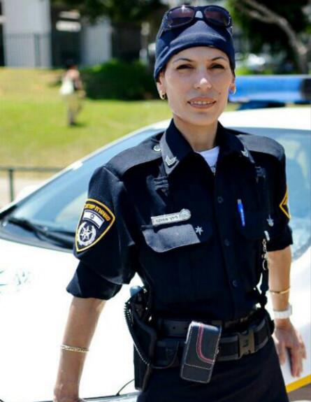 לילך ממוקה (צילום: אור מני, משטרת ישראל)