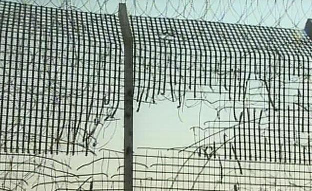 הושלמה הגדר בגבול עם סוריה (צילום: חדשות 2)