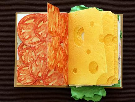 פרק שני גבינה צהובה