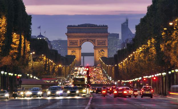שאנז אליזה, פריז (צילום: אימג'בנק / Thinkstock)