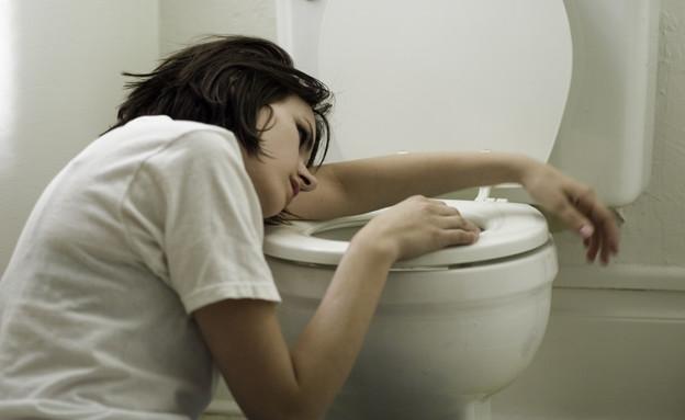 בחילות בהריון (צילום: Getty Images, Thinkstock)