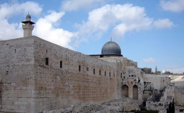 לא מוכרת בעולם כבירה. ירושלים (צילום: דניאל נחמיה, חדשות 2)