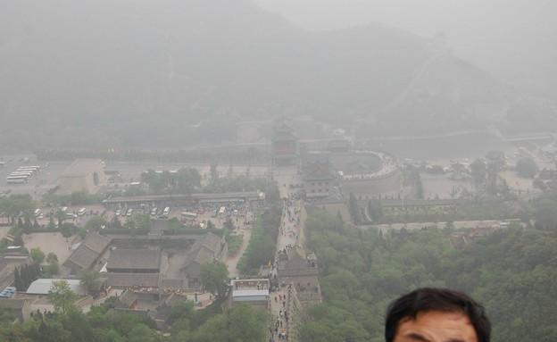 החומה הסינית, מם (צילום: Reddit)
