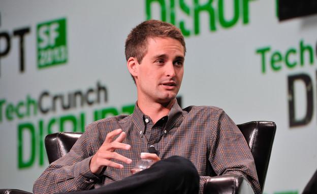 אוון שפיגל, מייסד סנאפצ'אט (צילום: Steve Jennings, GettyImages IL)