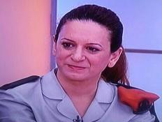 """רס""""ן (מיל') טלי ורסנו-איסמן (תמונת AVI: דובר צה""""ל, צילום מסך)"""
