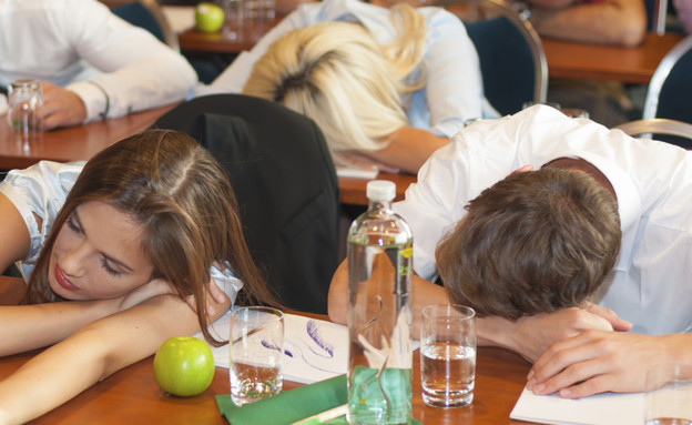 סטודנטים ישנים (צילום: אימג'בנק / Thinkstock)