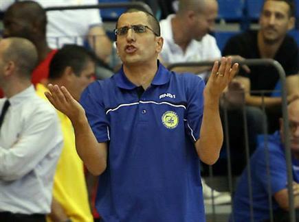 נתי כהן. הגיע למשחק באמצע השבעה (מנהלת הליגה) (צילום: ספורט 5)