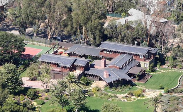 בתי הכוכבות, אחוזה (צילום: www.zimbio.com)