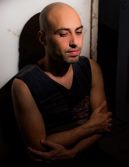 יוני פוליקר (צילום: קובי ריכטר)
