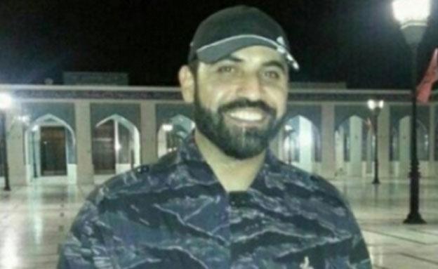 קצין המבצעים שנהרג, עלי שביב (צילום: אל ערביה)