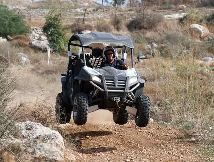השקת מותג CF MOTO בישראל