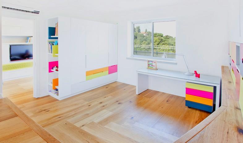 קומת ילדים, חדר כללי (צילום: שרון קנה)