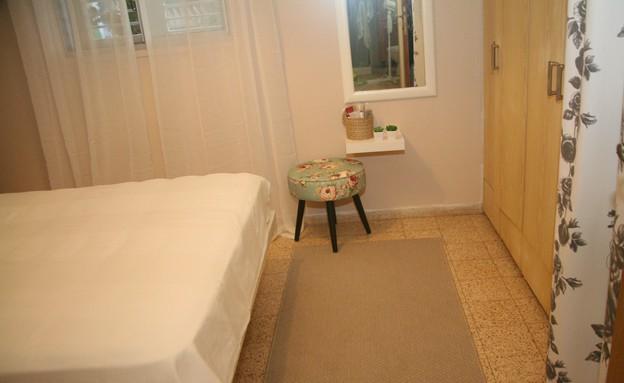 חדר שינה ב-24, כניסה (צילום: שרון שחר)