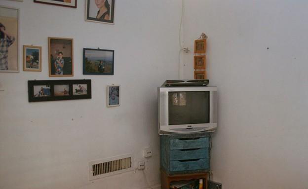 חדר שינה ב-24, לפני טלוויזיה (צילום: שרון שחר)