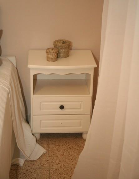חדר שינה ב-24, שידה גובה (צילום: שרון שחר)