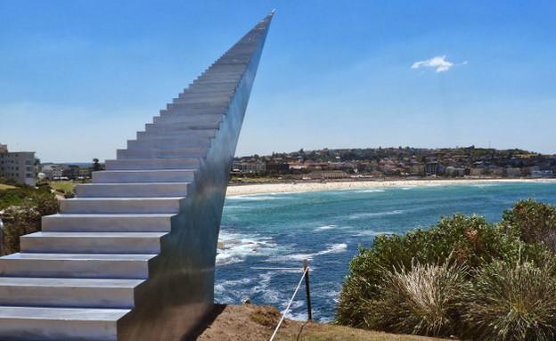מדרגות לגן עדן (צילום: geekologie)