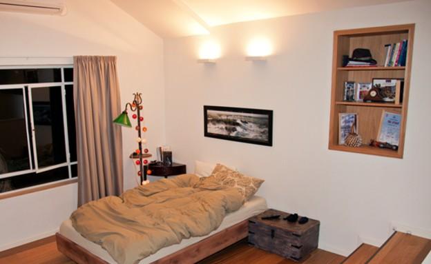 חדר מיטה (צילום: סיגל סבן)