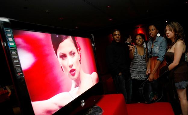 טלוויזיה של LG (צילום: Michael Buckner, GettyImages IL)