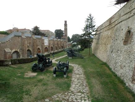 המצודה, בלגרד, ערים מפתיעות