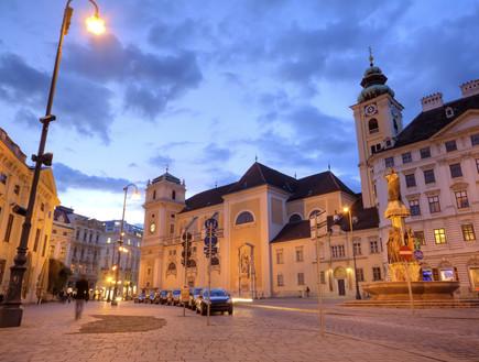 וינה, ערים מפתיעות, קרדיט אימג'בנק טינסטוק