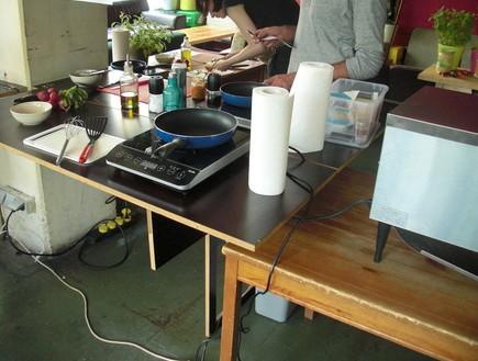 מכינים ארוחת בוקר בווינה, ערים מפתיעות