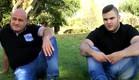 אליאס מלייב מתאחד עם אביו (תמונת AVI: mako)