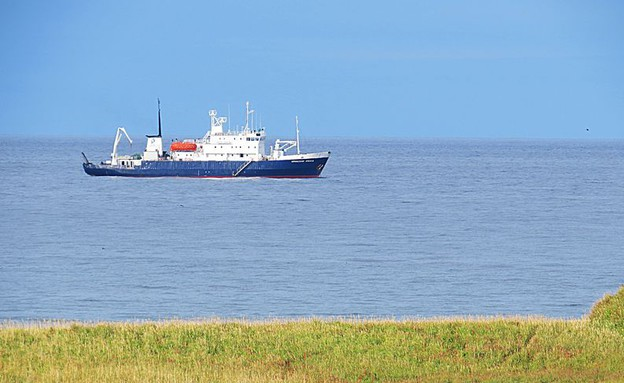 הספינה, קמצ'טקה (צילום: אמיר גור)