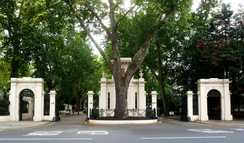 רחובות יקרים, לונדון (צילום: wikimedia.org@Oxfordian Kissuth)