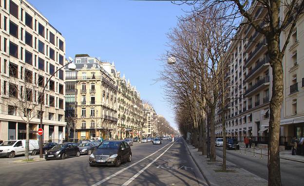 רחובות יקרים, פריז (צילום: wikipedia.org@Ralf.treinen)