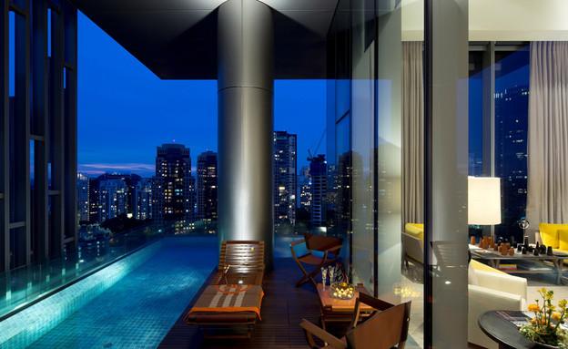 רחובות יקרים, סינגפור (צילום: www.themarq.com.sg)