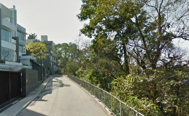 רחובות יקרים, הונג קונג (צילום: צילום מסך מתוך maps.google.com)