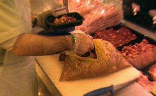 תחקיר המזון: מתכת מסרטנת בכבדים (צילום: חדשות 2)