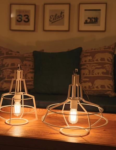 הפקת אור, עודד ספיר אהילים גובה (צילום: לימור הרצוג אהרוני)