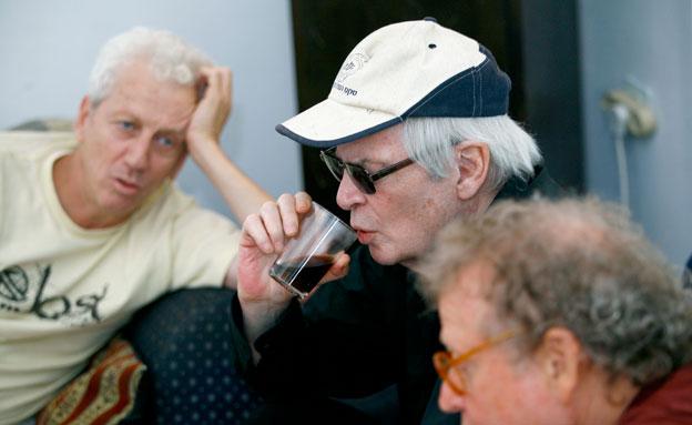 צפו בראיון עם אריק איינשטיין (צילום: פלאש 90, משה שי)
