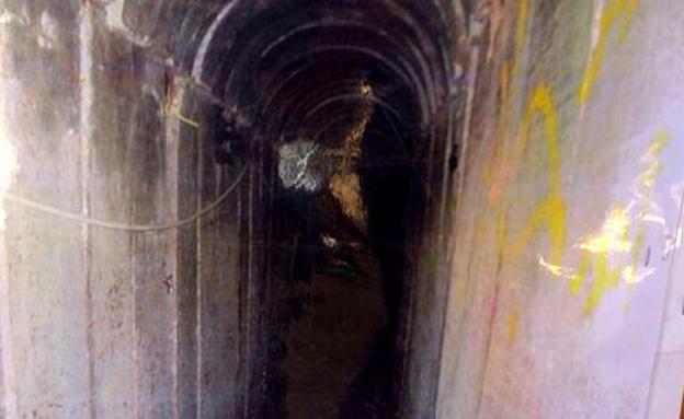"""צה""""ל סורק אחר מנהרות טרור מלבנון. ארכיון (צילום: חדשות 0404)"""