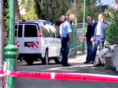 שוטרים בזירת הרצח, מעלות 2009